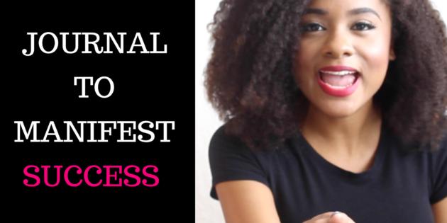 journal to manifest success